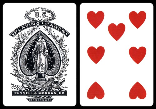 Faro Vintage Playing Cards (1887)