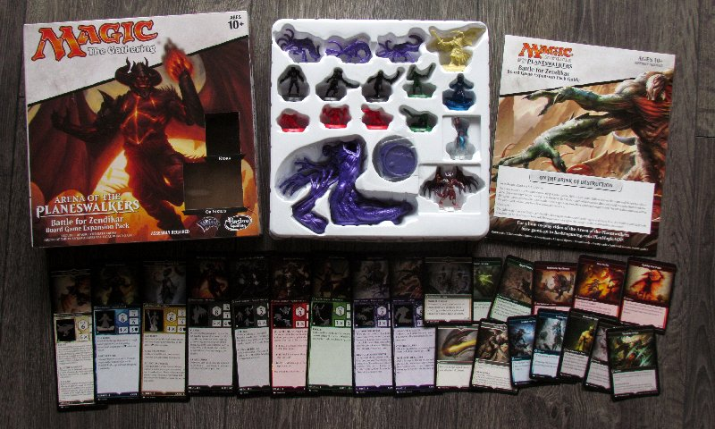 Review #251 by Deskovehry: Magic: The Gathering – Arena of