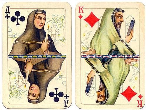 Anti-Religions deck