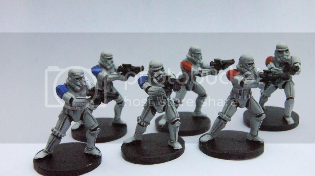 Star Wars: Imperial Assault [HOBBY & PAINTING GUIDE] | Star