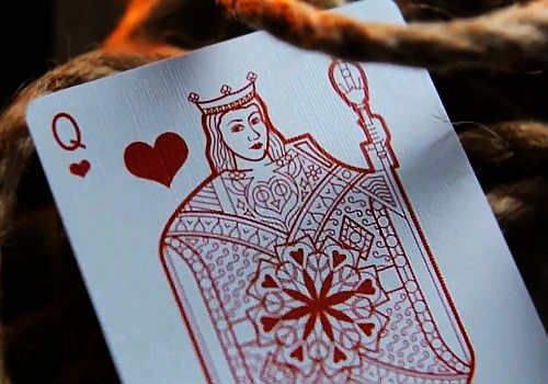 Deck marqué King & Legacy