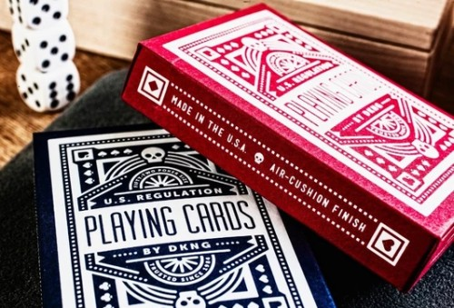 wheel playing cards