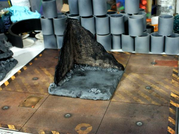 CARDBOARD TERRAIN FOR NOOBS AND THE CRAFTILY CHALLENGED