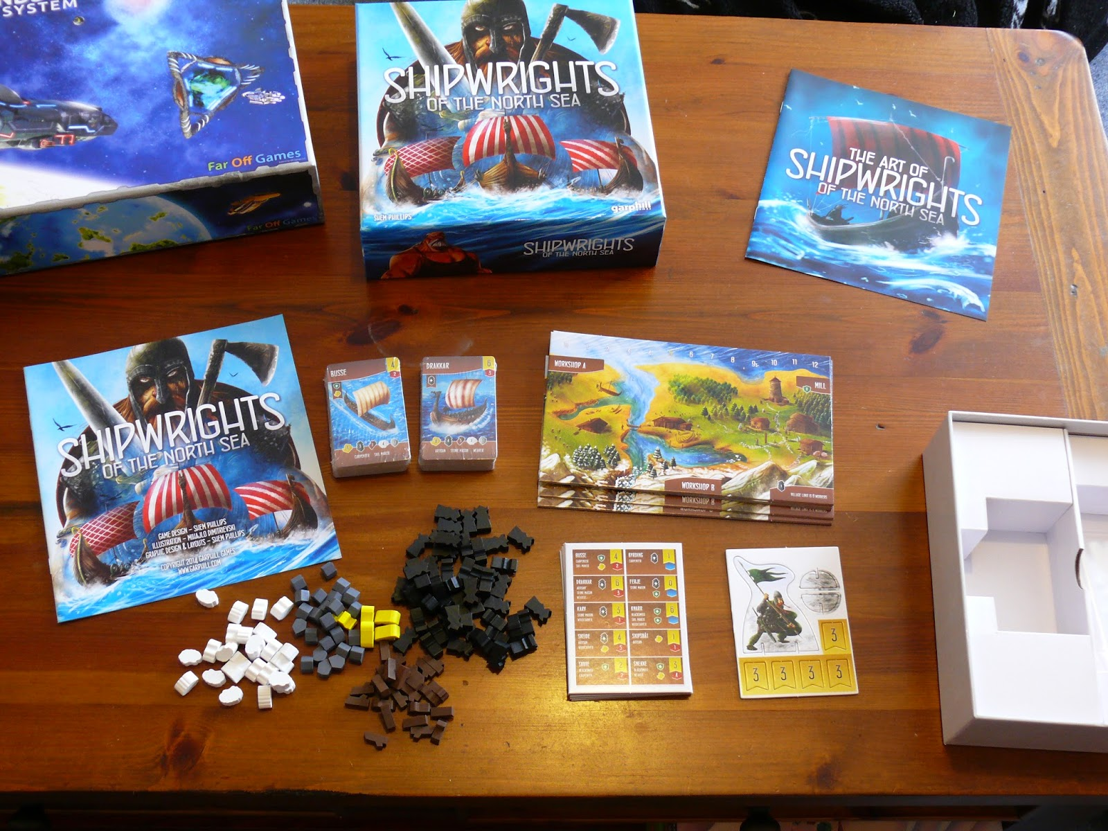 Shipwrights of the North Sea: Review | Shipwrights of the North Sea