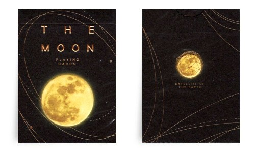 The Moon Cardistry