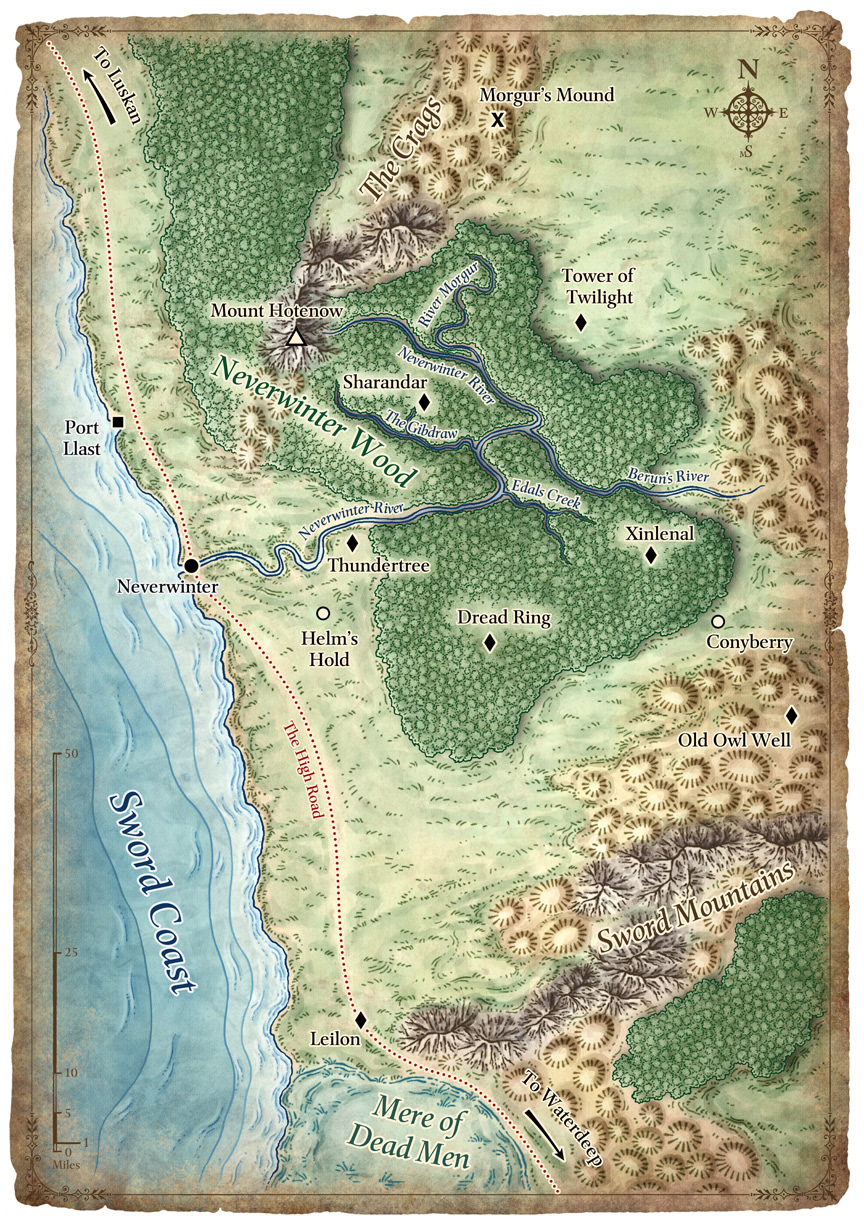 Lost Mine of Phandelver IC Thread | Dungeons & Dragons