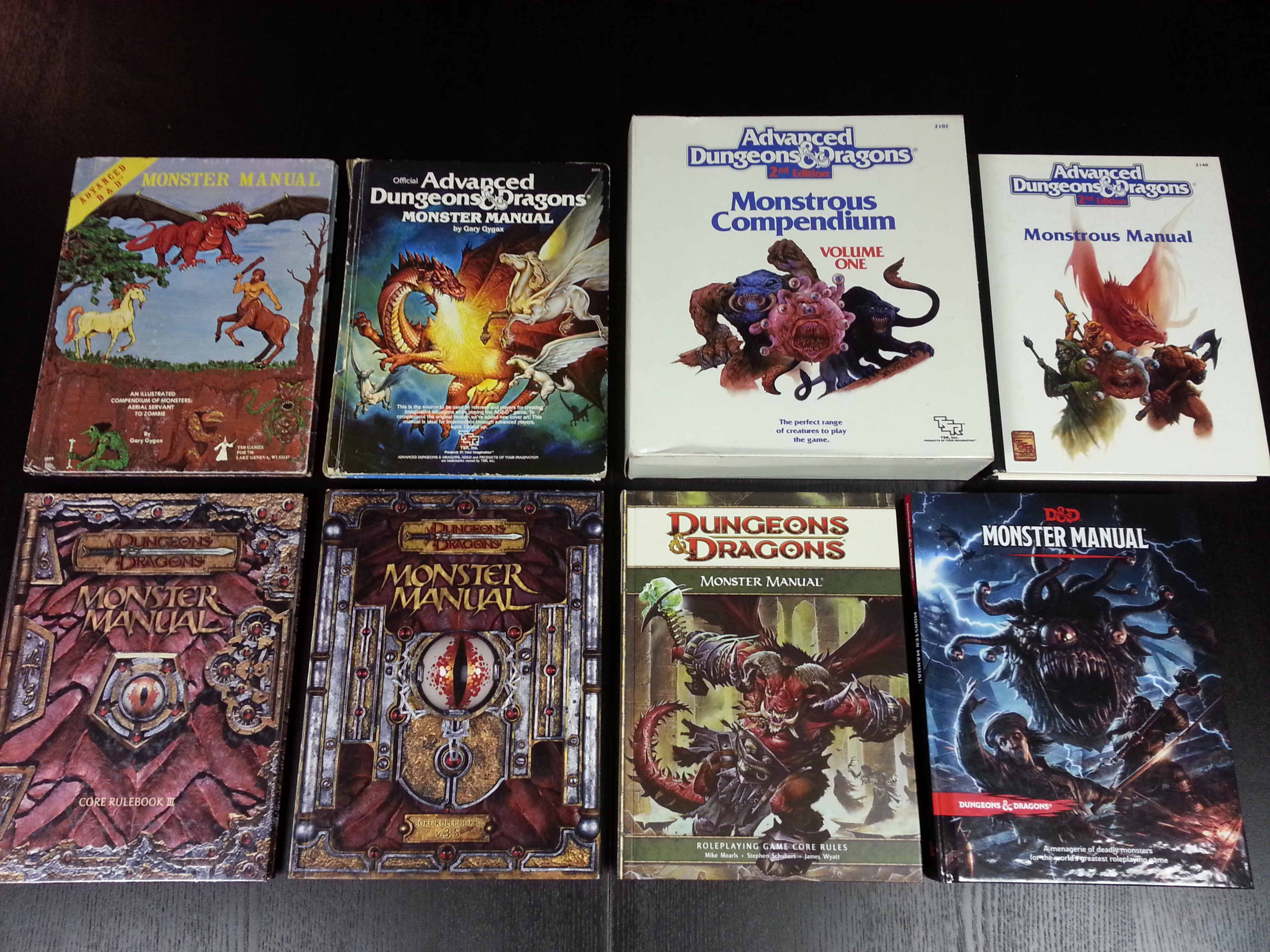 Good idea lists of fantasy creatures, items, and spells for cards for game  | BoardGameGeek | BoardGameGeek