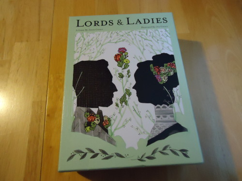 Behind The Green Baize Door A Review of Lords and Ladies [iSlaytheDragon.com] | Lords \u0026 Ladies | BoardGameGeek & Behind The Green Baize Door: A Review of Lords and Ladies ...
