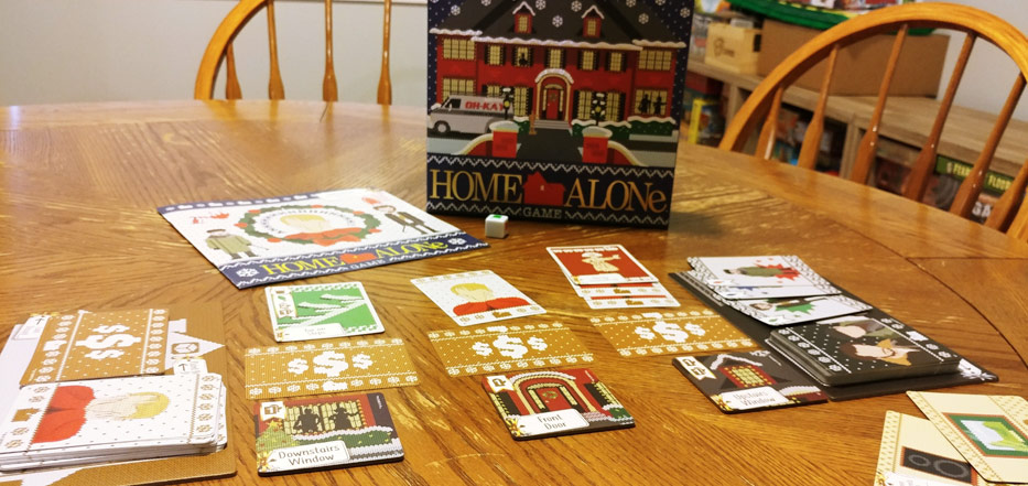 How to make a board game at home