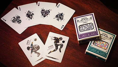 皇家賭場玩紙牌