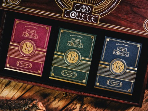 Card College playing cards
