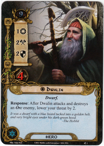 Lord of the Rings LCG Khazad-Dum Expansion