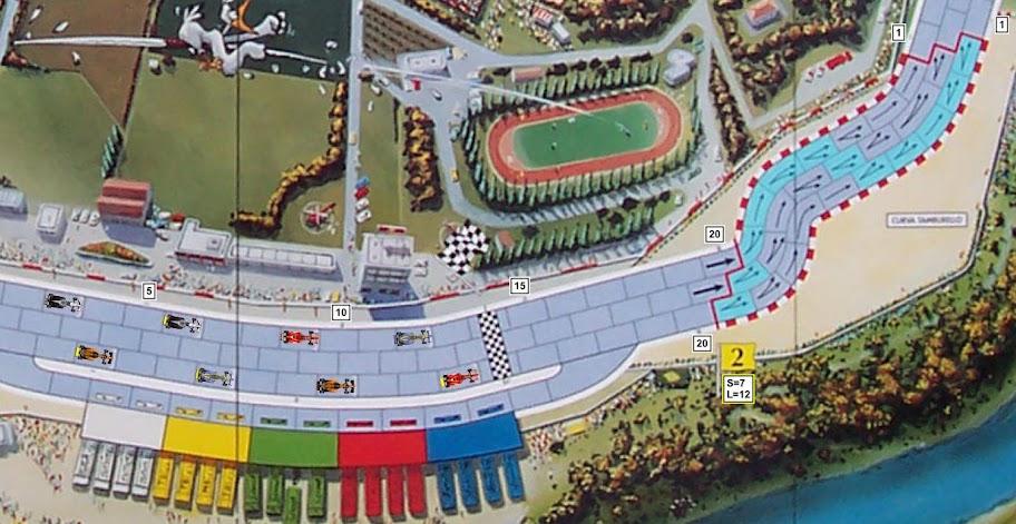 WYBS Season 2: Race 1 Imola | Formula Dé | BoardGameGeek