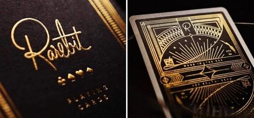 Rarebit Gold Edition deck