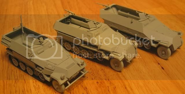 Truck and Halftrack Review and discussion  What are others