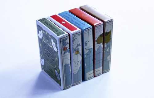 world tour deck set