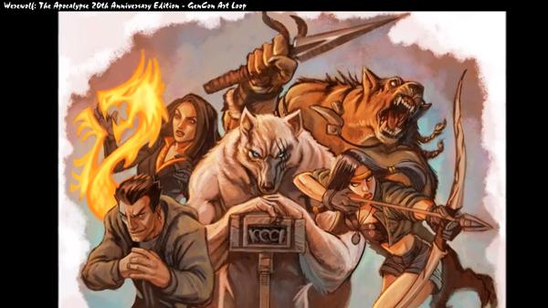 Anniversary pdf 20th werewolf