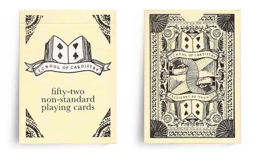 School of Cardistry decks