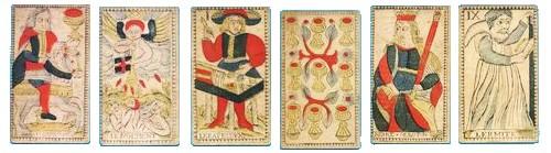 The Tarot deck
