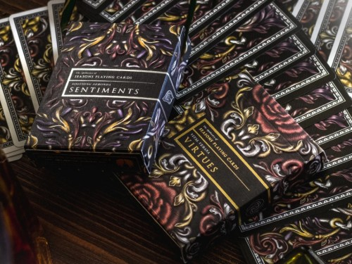 The Apothecary 2 playing cards