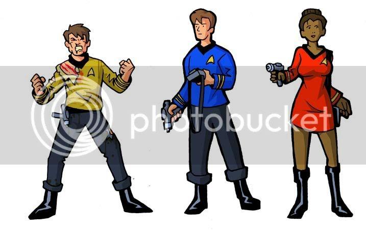 Star Trek - Space Alert
