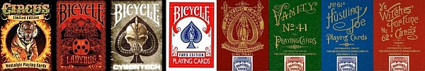 Limited Edition Playing Cards