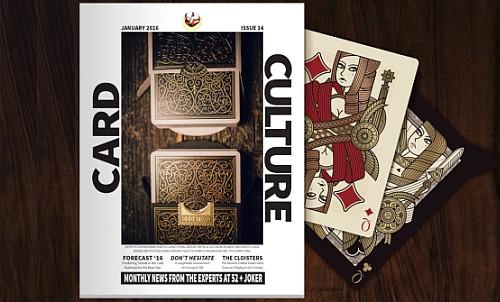 card culture magazine