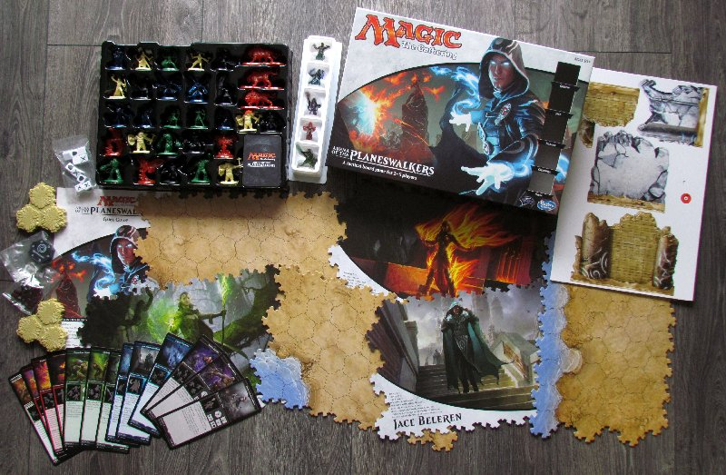 Review #265 by Deskovehry: Magic: The Gathering – Arena of