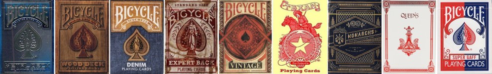 Bicycle Decks