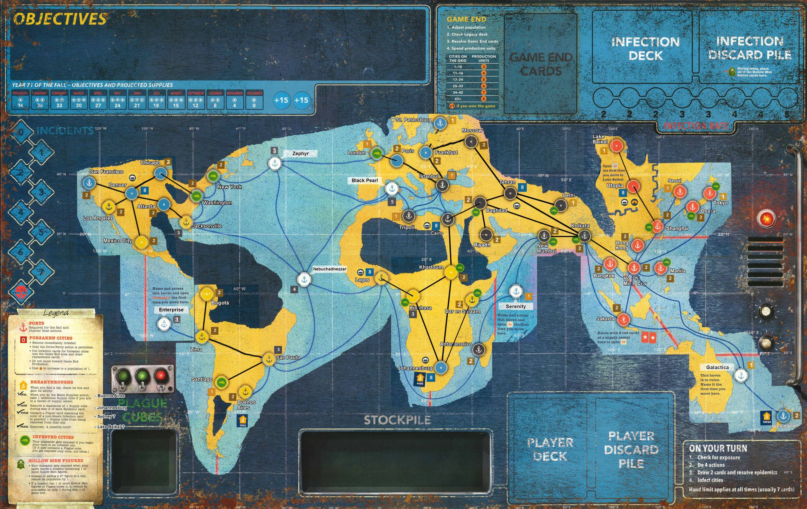 Pandemic Legacy Post-Season-2 Discussion (MAJOR Spoilers