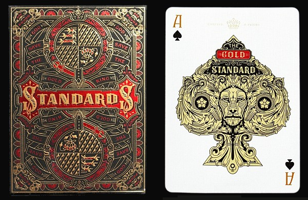 Standards Playing Cards