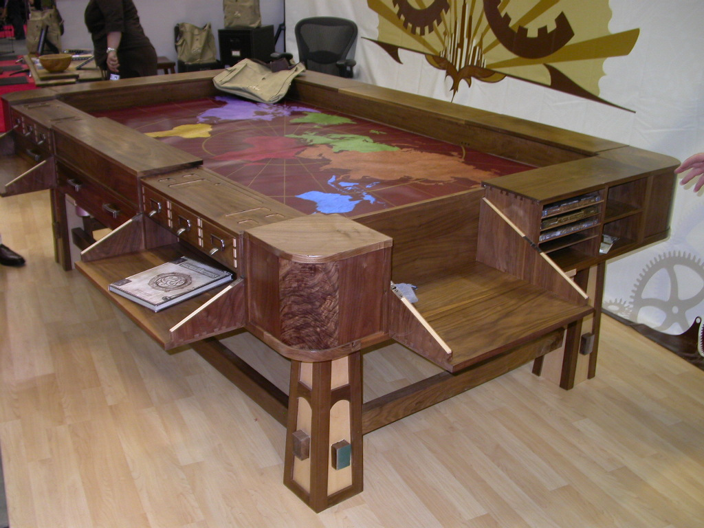 Finally I Have A Table Big Enough To Hold My Wargame Maps   Wargames    BoardGameGeek