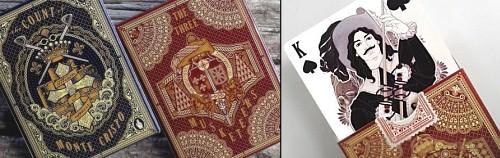 Alexandre Dumas decks