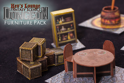 Kev S Lounge Dungeon Furniture Pack Out Now Rpg Rpggeek
