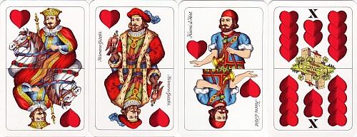 Piatnik playing cards