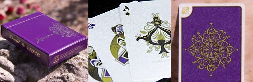 Encarded Playing Card Decks