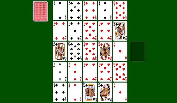 Monte Carlo 13s solitaire