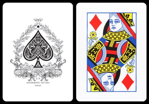Faro Edition Bicycle Playing Cards
