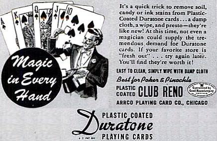 Duratone Cards
