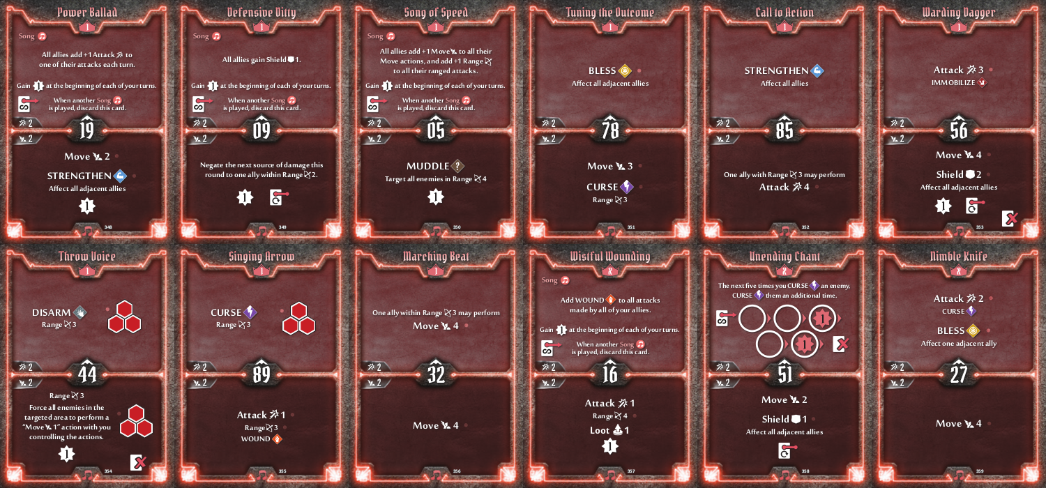 Music Note class: An in-depth strategy/build guide (class