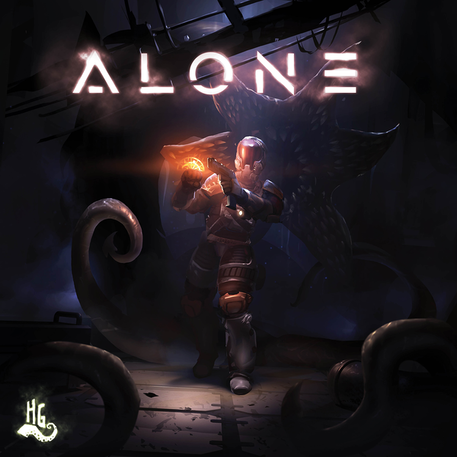 In space, no one can hear you roll    | Alone | BoardGameGeek
