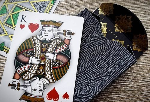 52 Plus Joker deck 2017 Club deck
