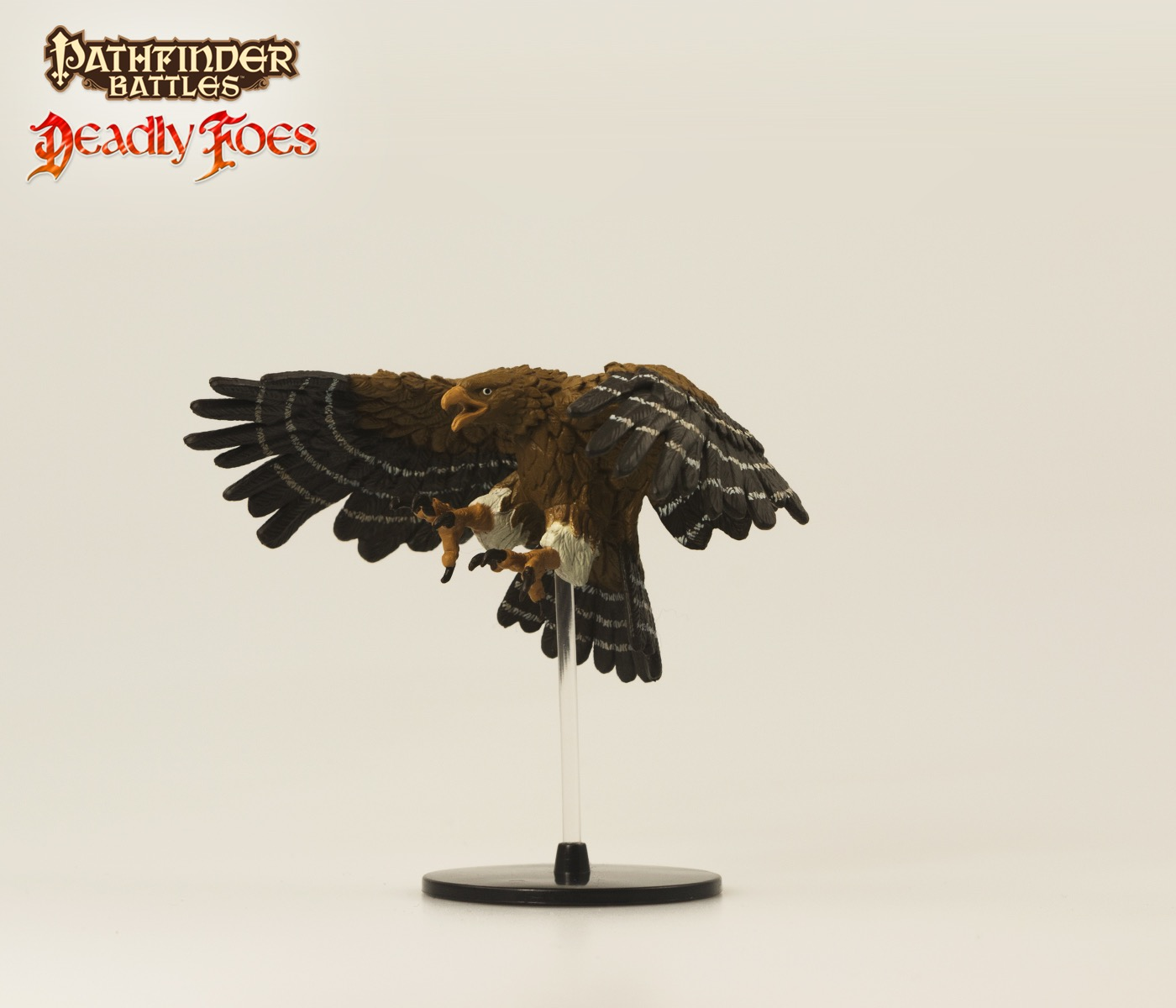 Eagle Miniature for Eagle Rider | Defenders of the Realm | BoardGameGeek