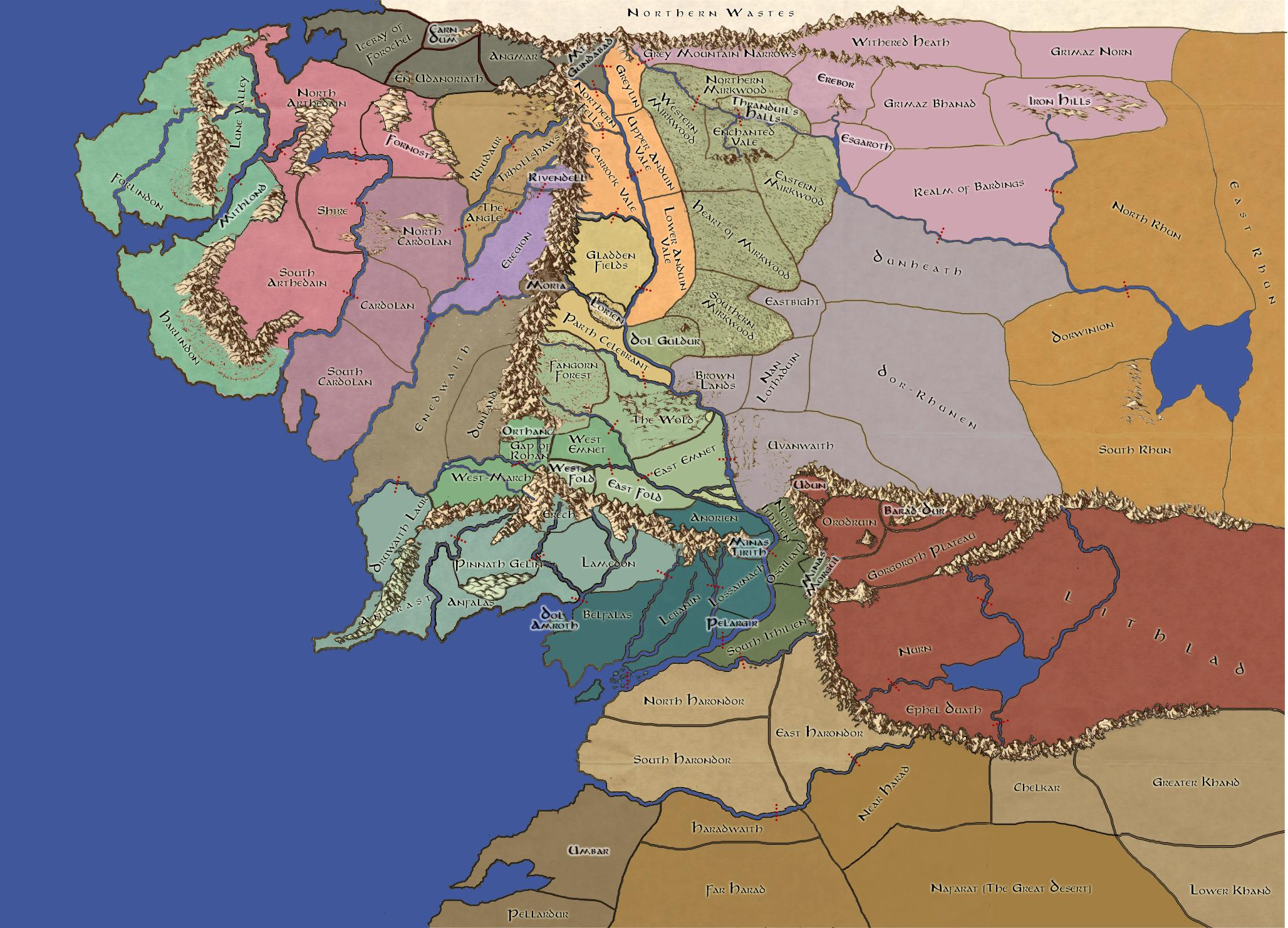 Third Age Risk (rework of Middle Earth Risk)   BoardGameGeek