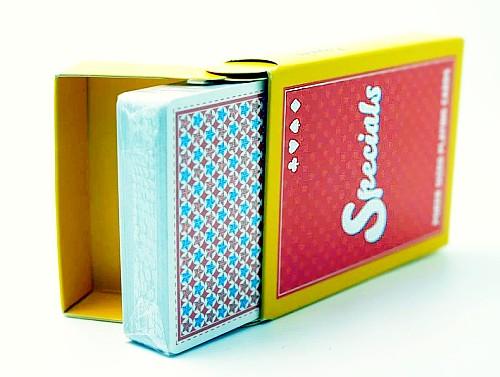 Specials deck