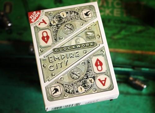 Clockwork Empire City deck