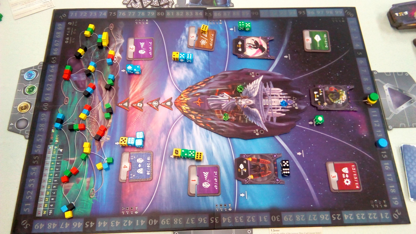 Thematic Colors of Gaming | BoardGameGeek