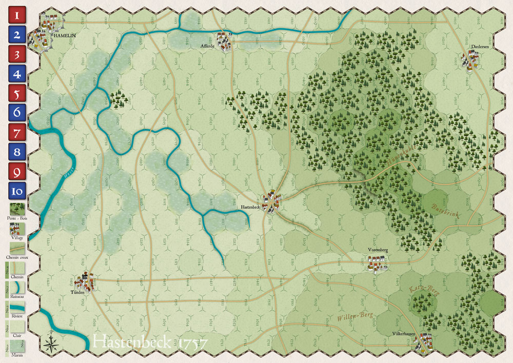 Create An Hexagonal Map Ap Boardgamegeek Boardgamegeek