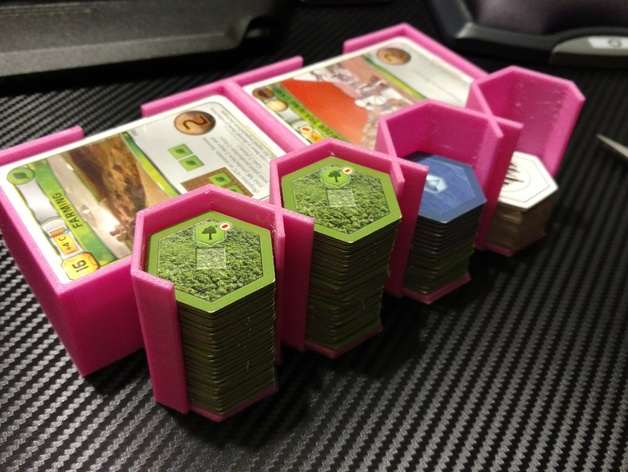3D Printing for Pimping Boardgames | BoardGameGeek