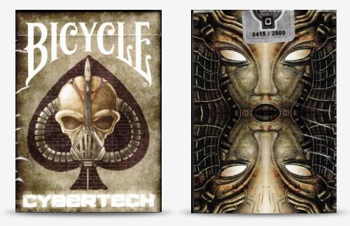 Cybertech撲克牌